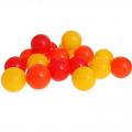 Шарики для сухого бассейна с рисунком СЛ, диаметр шара 7,5 см, набор 30 шт.