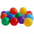 Шарики для сухого бассейна с рисунком СЛ, диаметр шара 7,5 см, набор 90 шт