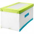 Коробка с крышкой ИК 79 х 42 х 41 см