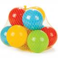 Мячики для манежа-бассейна диам. 12 см, 10 шт.