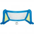 Футбольный набор (надувные ворота с брызгалкой + мяч) 254х112х130см, от 4 лет