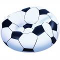 Кресло надувное Bestway Футбольный мяч 114х112х71 см, от 6-ти лет