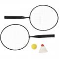Набор для бадминтона детский SL (2 мини-ракетки, волан, мяч, сетка)