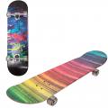 Скейтборд АС LG-DBL36
