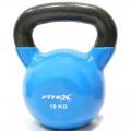 Гиря в виниловой оболочке FITEX PRO FTX2201-18 18 кг