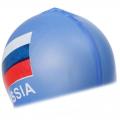 Шапочка для бассейна силиконовая Onlitop Russia