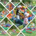 Набор для детского сада GigaBloks Outdoor 10 для 2-3 лет гп226701