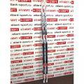 Лыжи полупластиковые STC 175-205 см