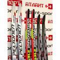 Лыжный комплект подростковый 150-175 см с креплениями SNS (без палок)