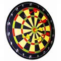 Набор для игры в дартс LARSEN DG5615C (мишень, 6 дротиков) магнитный 38 см