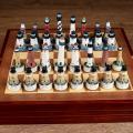 Шахматы сувенирные SL (36х36х6 см)